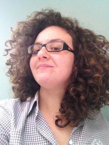 Resultado da Umectação com azeite: cachos bem definidos e cabelo com aspecto saudável!