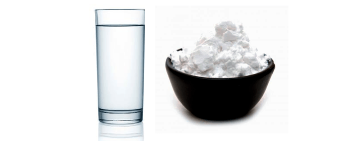 Hidratação de maisena para cabelos cacheados - Como fazer