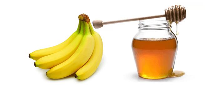 hidratacao-banana-com-mel-para-cabelos