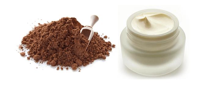 Hidratação fácil de chocolate para cabelos crespos e cacheados
