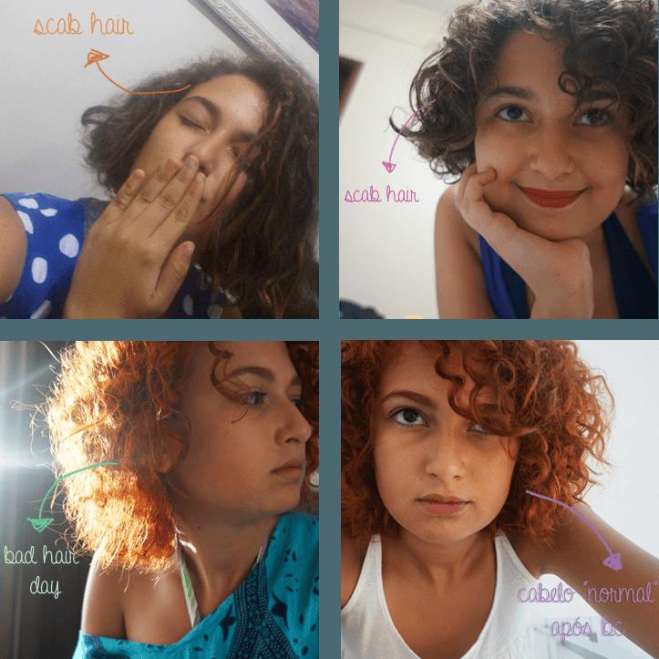 diferença-entre-scab-hair-e-bad-hair-day