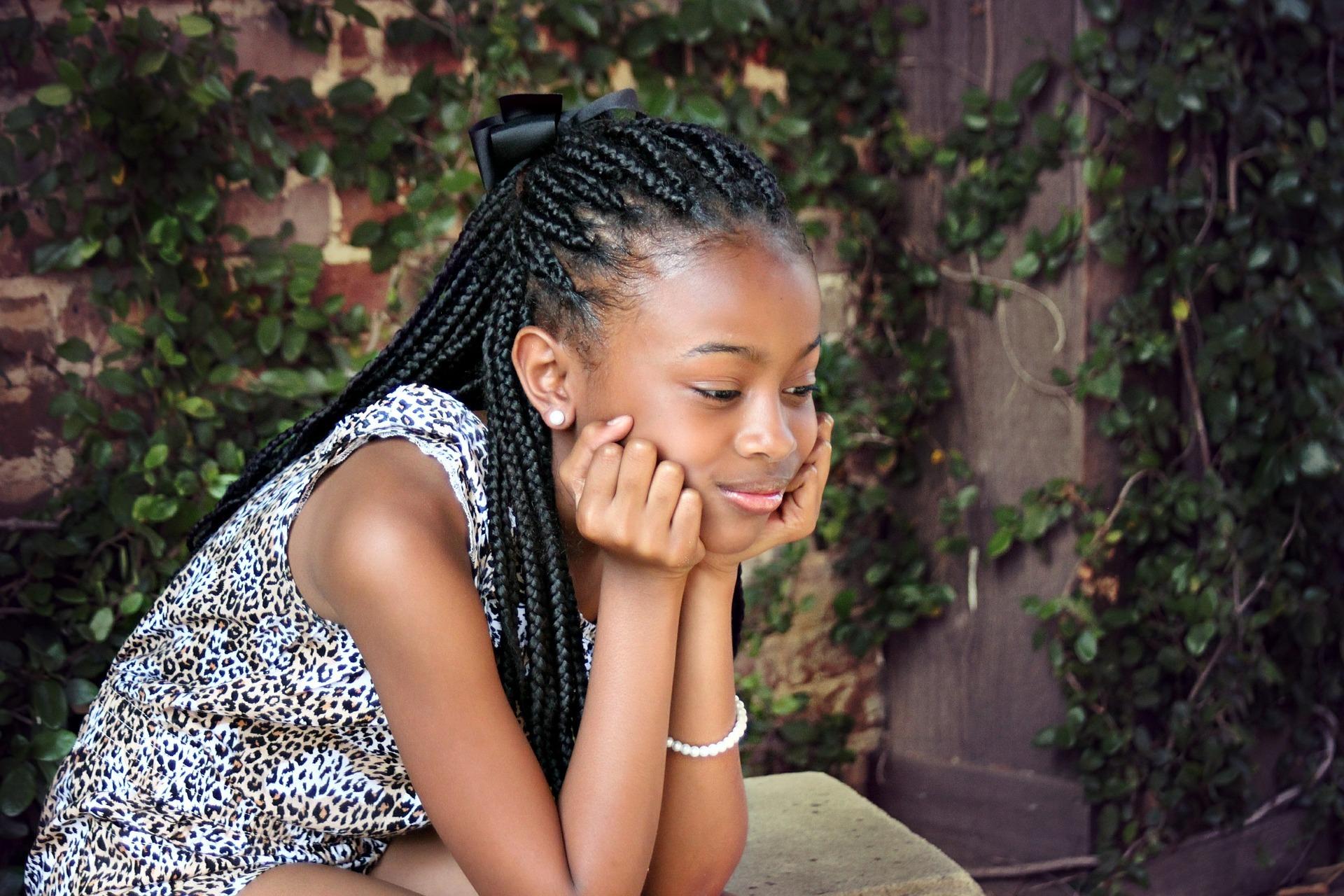 Autoestima infantil: cabelo crespo e representatividade