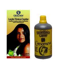 Como crescer o cabelo mais rápido com Tônico capilar crescenew