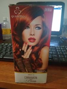 cinnamon brown grandha