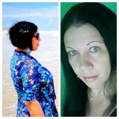 transição capilar antes e depois
