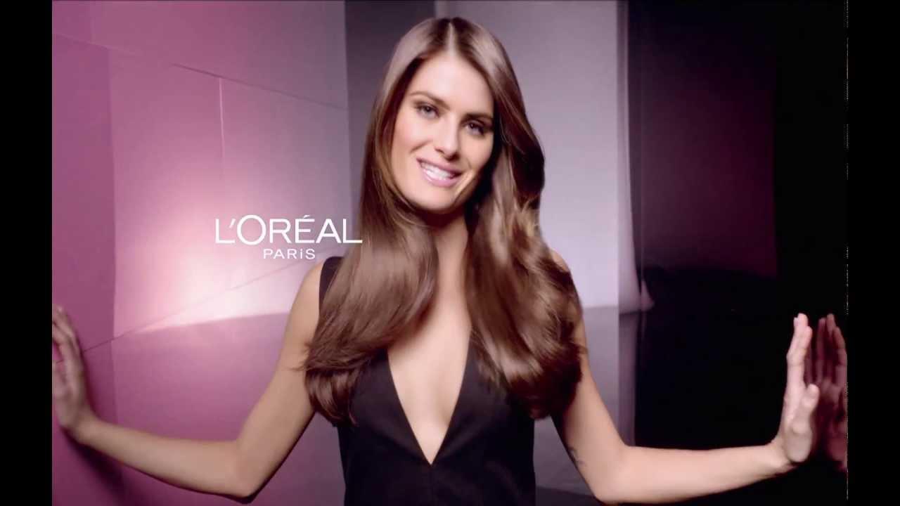 Comercial L'Oréal Paris com Isabeli Fontana