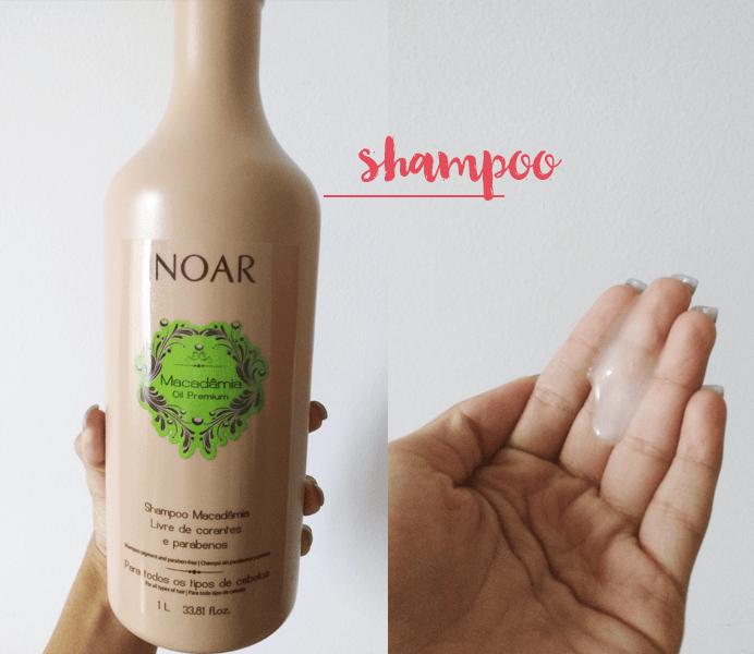 shampoo inoar macadamia