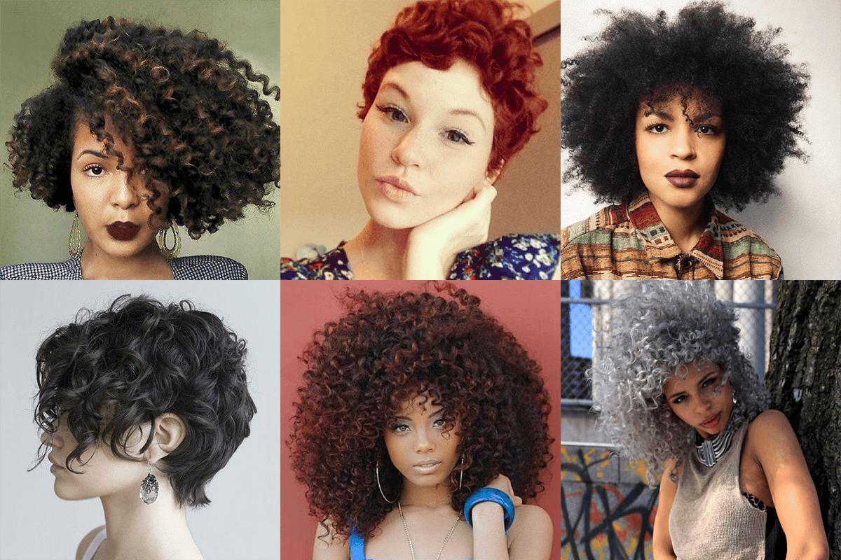 Como aumentar a definição do cabelo cacheado