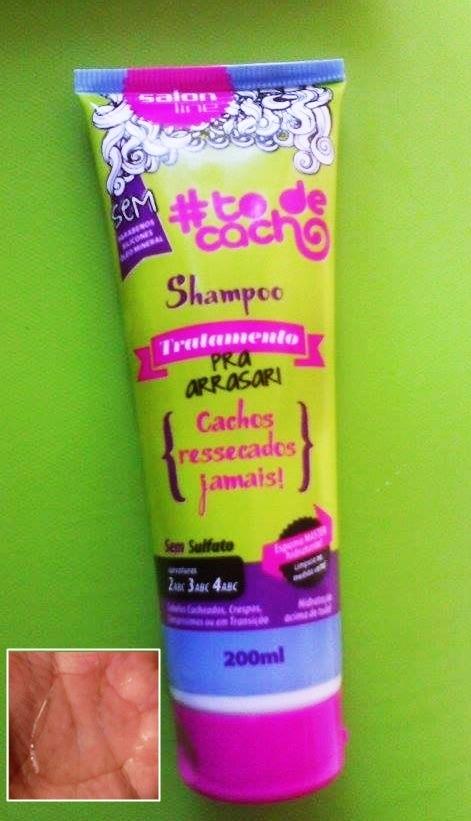 shampoo cachos ressecados jamais to de cacho salon line low poo
