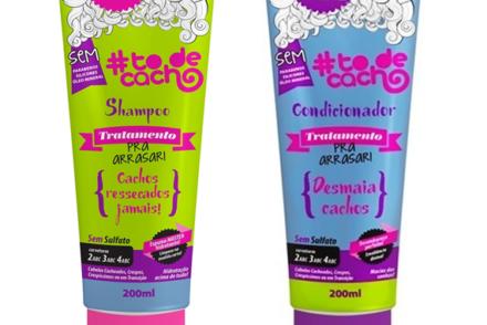 shampo e condicionaddor salon line