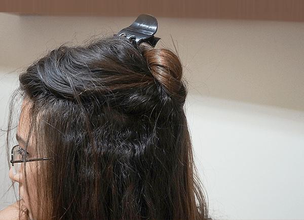 Como lidar com as duas texturas do cabelo