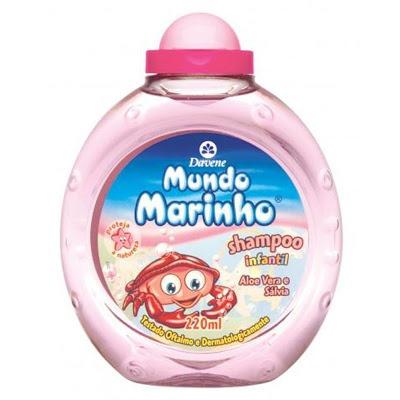 Davene - Shampoo vegano para crianças