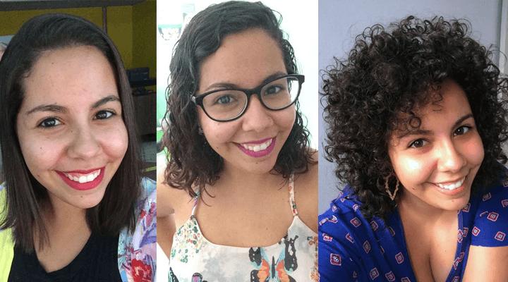 Transição capilar em cabelo ondulado