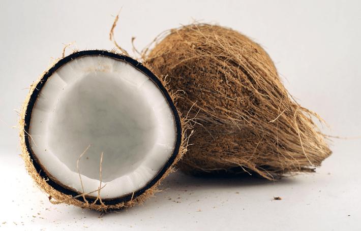 Leite de coco para os cabelos - receitas caseiras