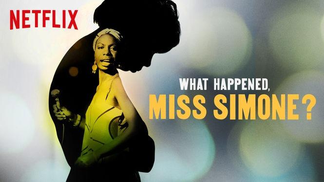 what happened miss simone documentário original netflix - documentários sobre mulheres negras