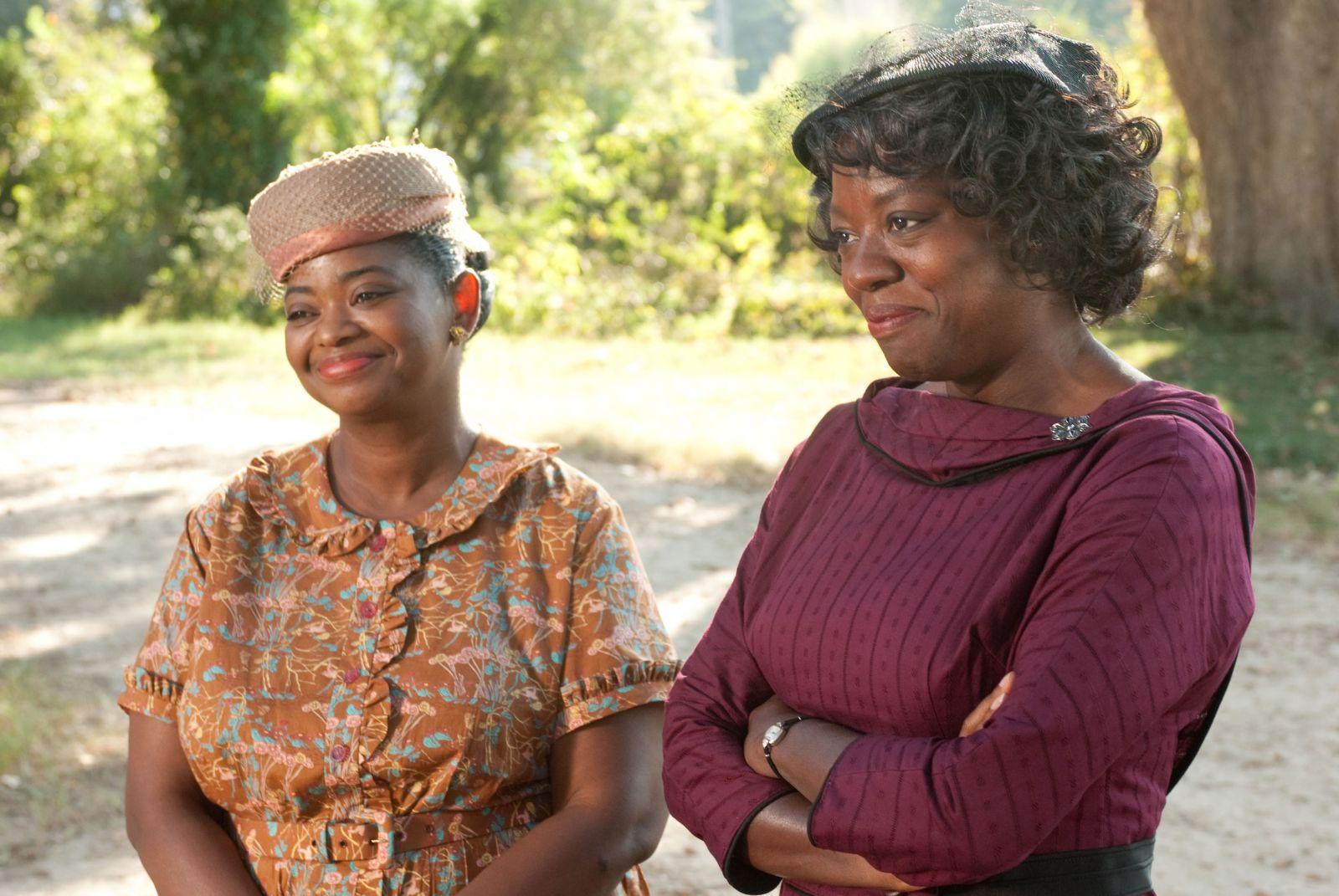 the help - histórias cruzadas - filmes sobre mulheres negras
