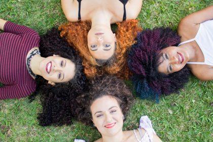 blog cacheia integrantes Ana, Mariana, Maressa, Raysa