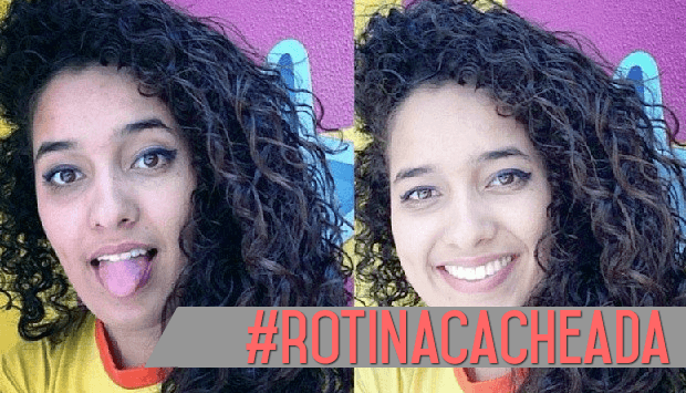 Rotina Cacheada - Renata Rodryguez