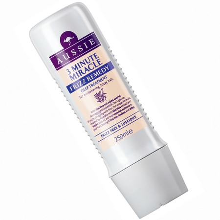 Aussie - Máscara frizz remedy