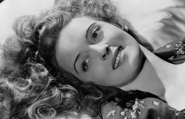 Bette Davis - Cabelo tipo 2