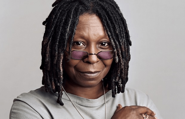 Whoopi Goldberg - Dreads