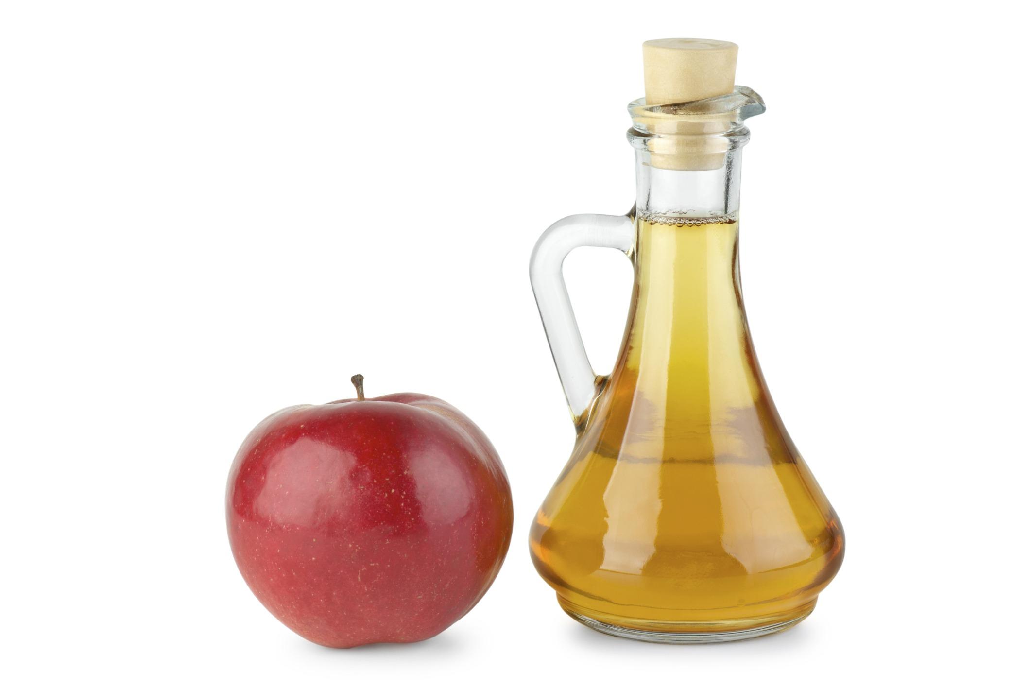 vinagre de maçã para fios brilhosos - como usar vinagre no cabelo