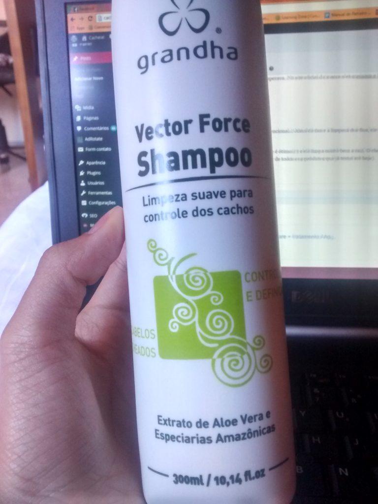 shampoo grandha curl & wave
