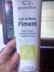 piment curl and wave grandha