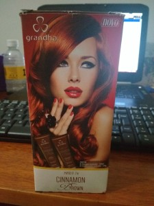 cinnamon brown grandha