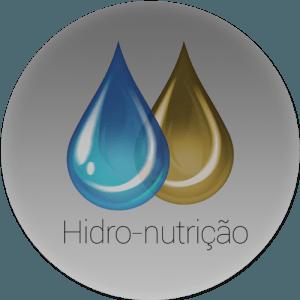 Hidro nutrição para cabelos