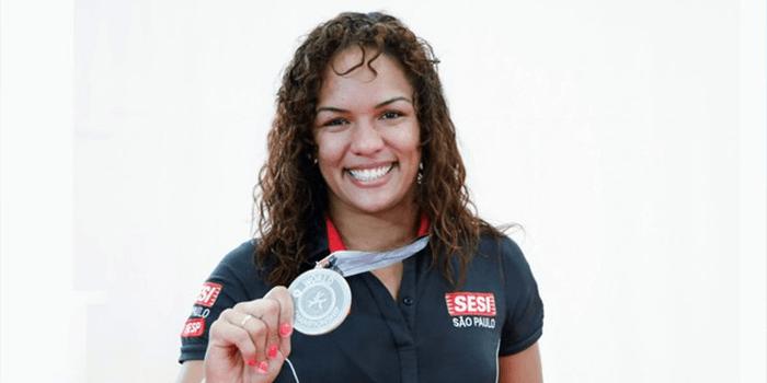 atletas femininas das Olimpíadas