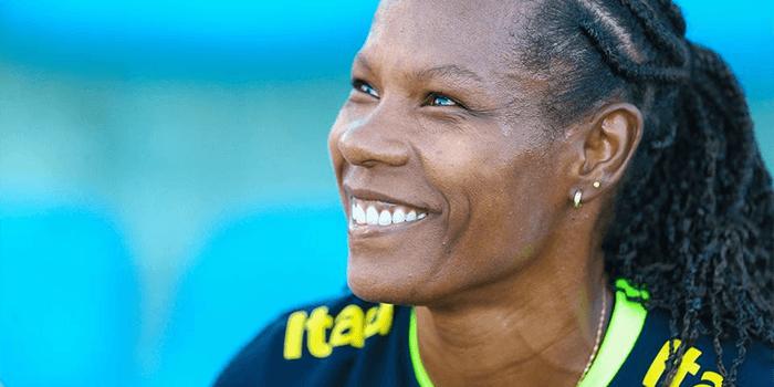 Formiga: atletas femininas da Olimpíadas 2016