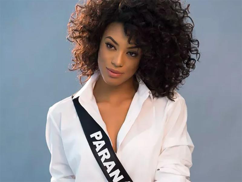 Raissa Souza. Foto: Lucas Ismael / Divulgação Miss Brasil