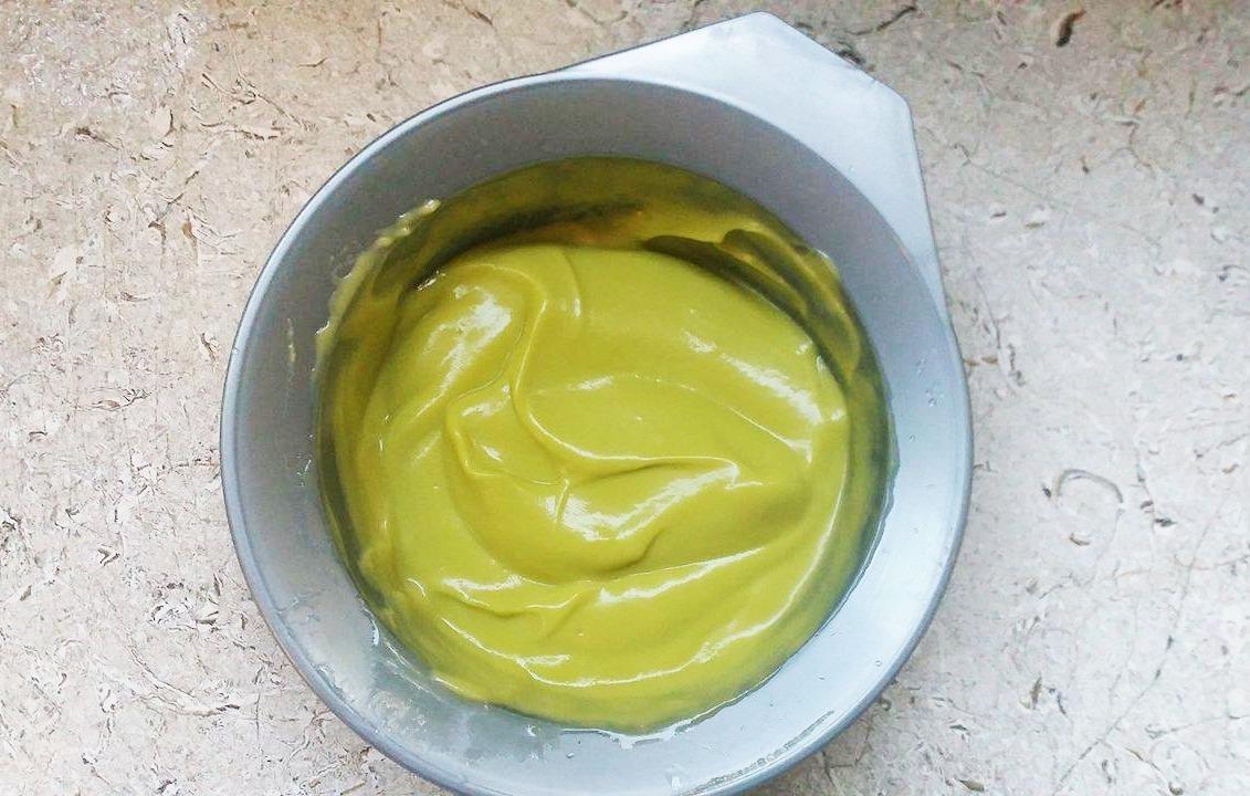 polpa de abacate para cabelos ressecados