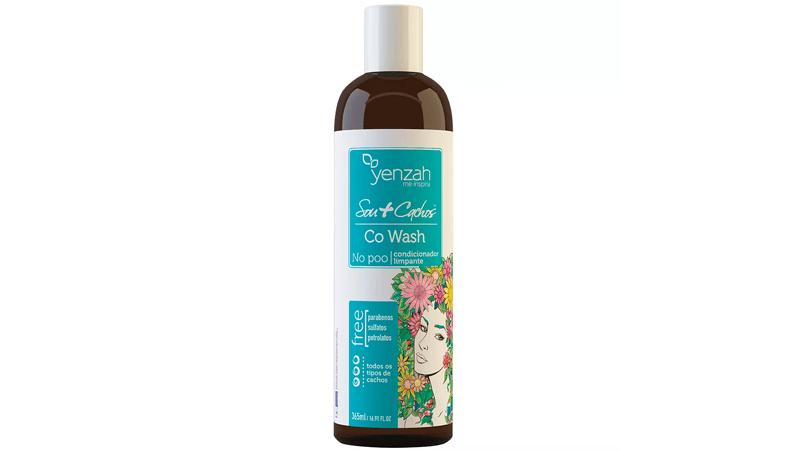 Co-wash Yenzah Sou+Cachos - Produto vegano