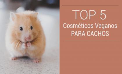 Top 5 Cosméticos Veganos para Cachos